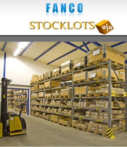Stocklots Closeouts Liquidated Bankruptcy Clearance, or